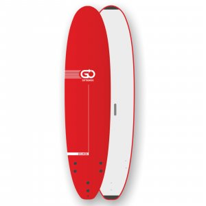 GO Softboard School Surfboard 8.6 wide body