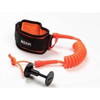 ROAM Bodyboard Biceps Leash 4.0 Large 7mm Orange