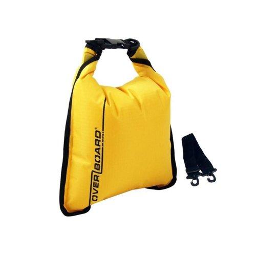 OverBoard wasserdichte Tasche 5 Liter Gelb