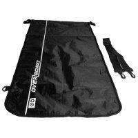 Overboard Dry Flat Bag 30 Liter black