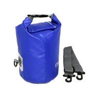 Overboard Dry Tube Bag 5 Liter blue