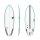Surfboard TORQ TEC Summer 5  6.0 rail green