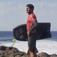 SNIPER Bodyboard Alex Uranga Tool XPE 40,5 Grau