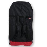 SNIPER Bodyboard Tasche Single Cover Deluxe Rot