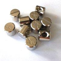 10x Schrauben Insert für Windsurf Finnen 12-6mm