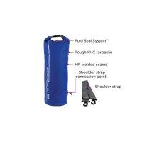 OverBoard wasserdichter Packsack 12 Liter Weiss