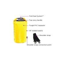 OverBoard wasserdichter Packsack 20 Liter Weiss