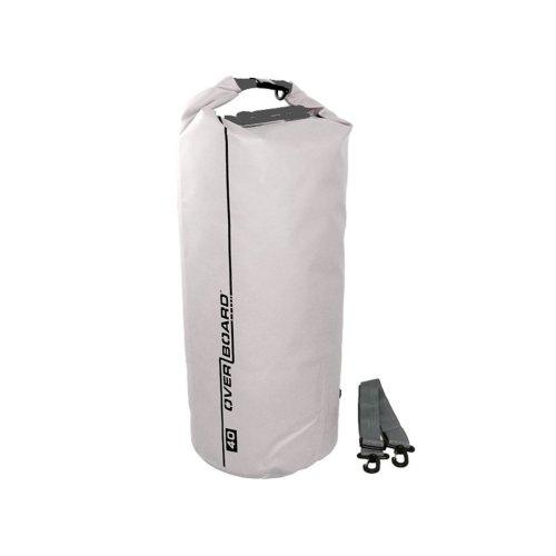 OverBoard wasserdichter Packsack 40 Liter weiss