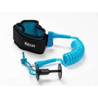 ROAM Bodyboard Biceps Leash 4.0 Small 7mm Blau