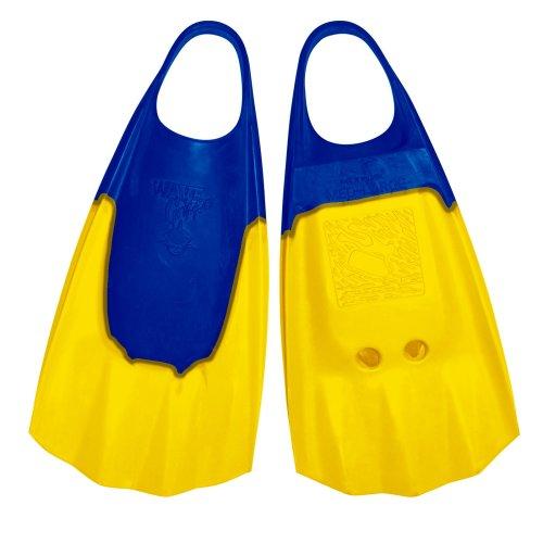 Bodyboard Fins WAVE GRIPPER XL 47-48 blue yellow