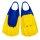 Bodyboard Fins WAVE GRIPPER MS 39-40 blue yellow