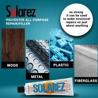 SOLAREZ All purpose repair resin
