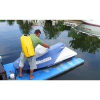 Overboard Dry Tube Bag 40 Liter blue