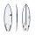 Surfboard TORQ Epoxy TEC Go-Kart 5.8 Rail Blau