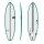 Surfboard TORQ Epoxy TEC BigBoy23  6.6 Rail Grün