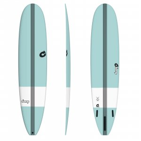 Surfboard TORQ Epoxy TEC The Don XL 9.0 green